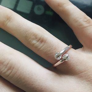 Jewelry - 2-Stone Ring